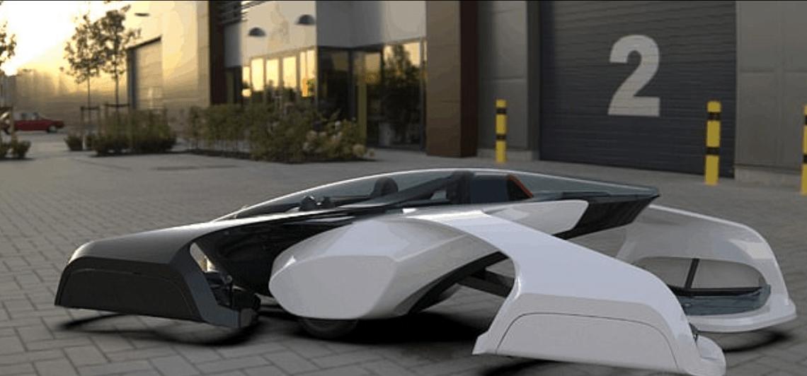 未来の空飛ぶクルマ、現実になる