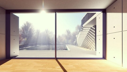 How to cleaning windows easily