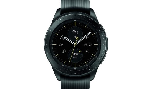 Meet the Samsung Galaxy Watch