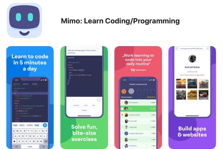 How to learn to program with Mimo?