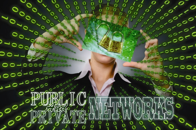 Differences between public and private network