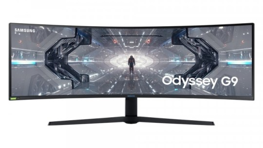 Meet the new Odyssey G9 Gaming Monitor