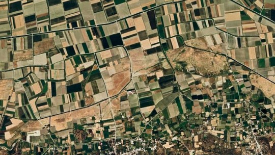 Artificial Intelligence used to convert maps to satellite images