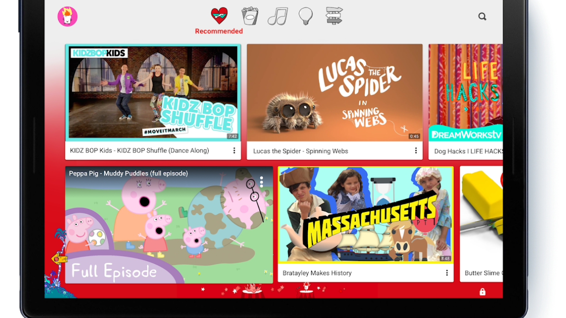 A parental guide to YouTube Kids, for your child's safety and enjoyment