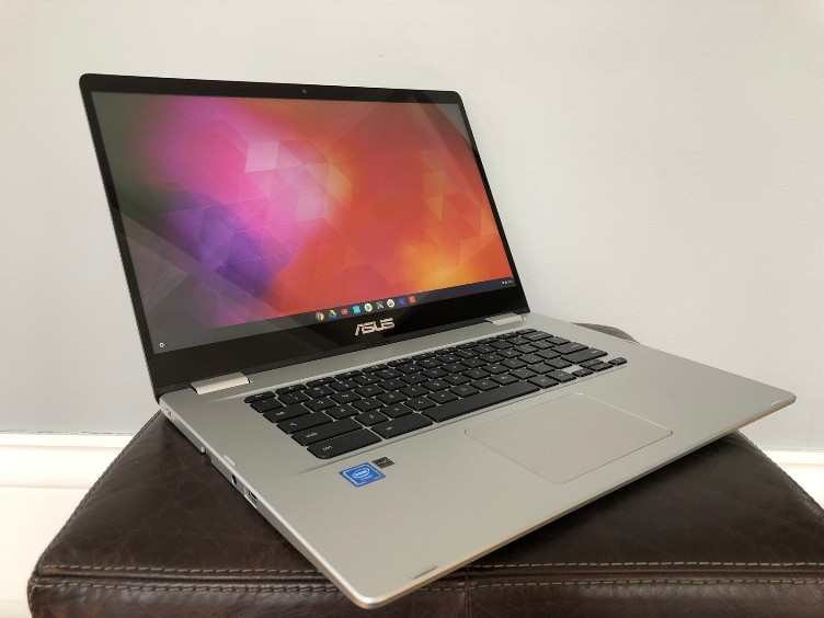 ASUS The Chromebook C523