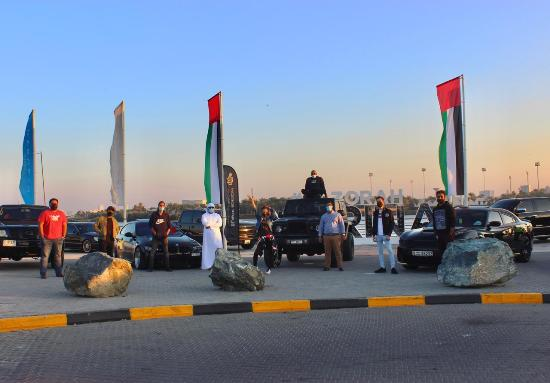 Al Zorah Cars Show