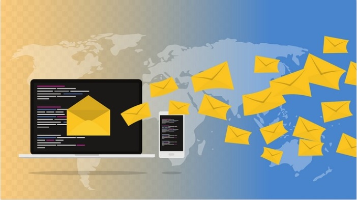 Create a new email account on GMX