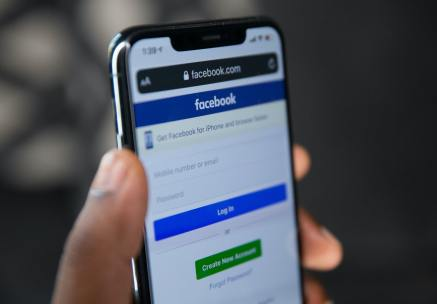 How do I open a Facebook page without an account?