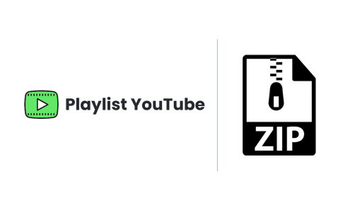 How to Convert your YouTube Playlists into Mp3 in a Zip File