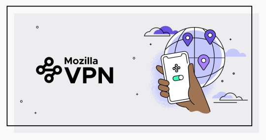 Turn on the Mozilla VPN on your Computer, IOS and Android