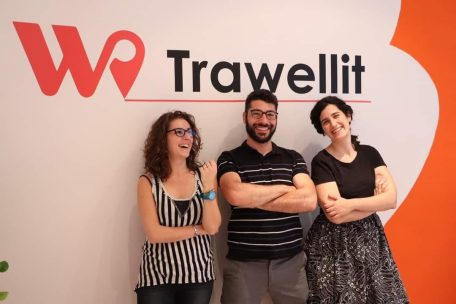 Interview with Bianca Iafelice, CEO of Trawellit