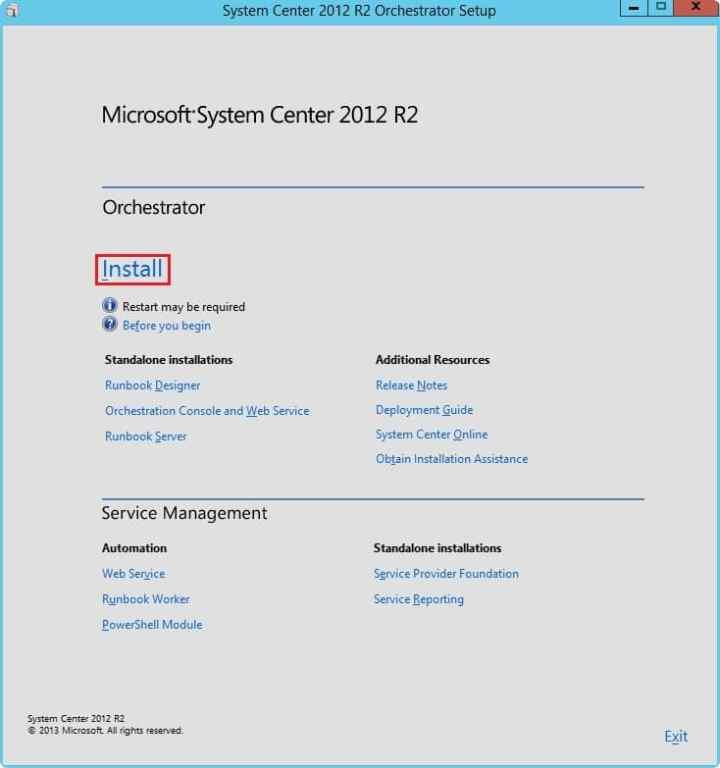 [TUTO]-SCOR-InstallerSystemCenterOrchestrator2012-01
