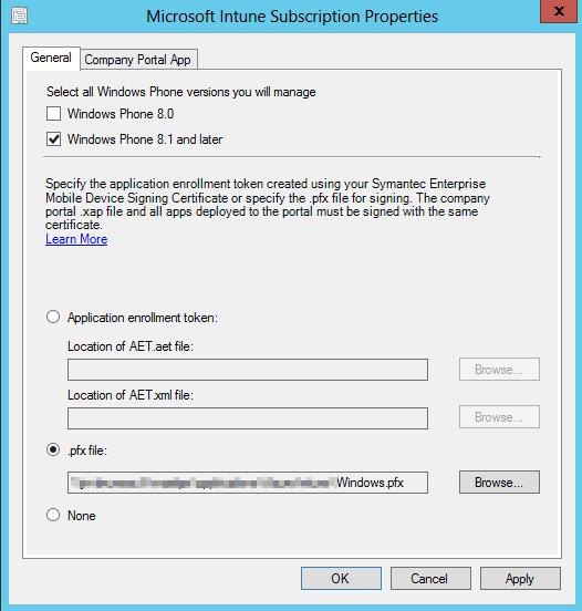 TUTO_SCCM_2012R2_Configuration_de_la_plateforme_Windows_Phone_avec_un_Certificat_PFX_04