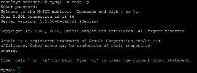 SPLASH_[TUTO] - Installer MySQL Apache et Webmin sur Debian05