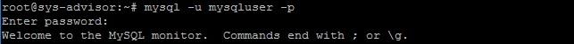 SPLASH_[TUTO] - Installer MySQL Apache et Webmin sur Debian09
