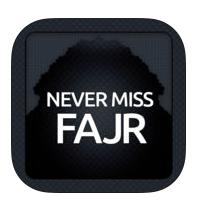 Screen Shot 1438 06 17 at 1.40.52 PM - تطبيق Never Miss Fajr - منبة لايقاظك لصلاة الفجر بطريقة ذكية