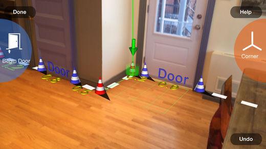 Magicplan - أفضل 10 تطبيقات وألعاب الواقع المعزز للآيفون والآيباد