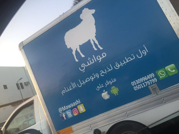 C02xEQlXEAA6jss 1024x768 - حمل تطبيق مواشي أول تطبيق لـ ذبح وتوصيل الاغنام في المملكة العربية السعودية