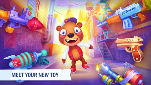 DB - لعبة Despicable Bear لمستخدمي أجهزة iOS، رائعة ومسلية ويجب عليك تجربتها