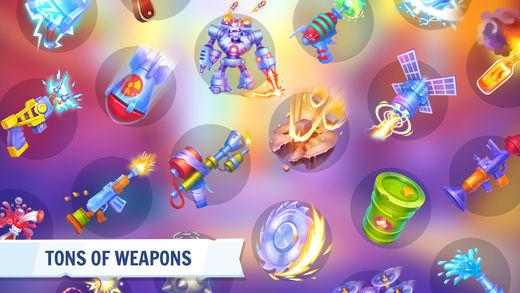 Despicable Bear game 1 - لعبة Despicable Bear لمستخدمي أجهزة iOS، رائعة ومسلية ويجب عليك تجربتها