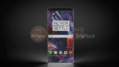 OnePlus6 Concept 6 - شائعات عن إطلاق هاتف OnePlus 6 بدلا من OnePlus 5T المتوقع إطلاقه في 2018