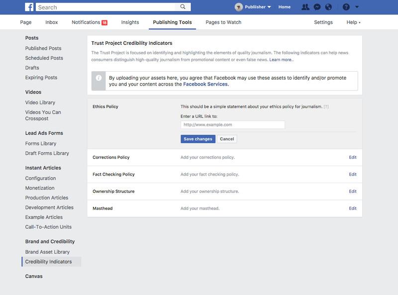 """23601044 304560273393793 1604301809 o  3  - """"مؤشر الثقة"""".. ميزة جديدة ضمن مبادرة فيسبوك لمواجهة الأخبار الكاذبة على منصتها"""