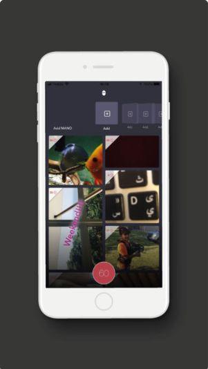 3 18 - MANO والتي تعتبر أفضل شبكة اجتماعية صاعدة تعتمد على الفيديو فقط للآندرويد والآيفون