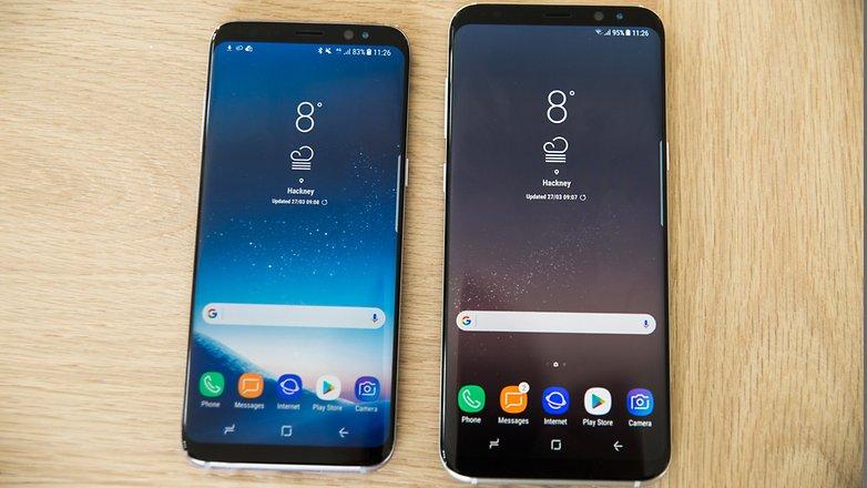 AndroidPIT HaGe 0380 w782 - تحديث برمجيات جوالات جالكسي S8 و S8 بلس يأتي بمشكلة جديدة في الشحن