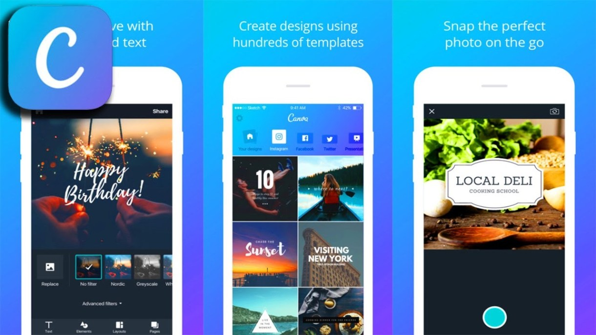 maxresdefault 1 - تطبيق Canva لإنشاء التصاميم الرائعة للمنشورات والإعلانات ومشاركتها بسهولة مع الأصدقاء