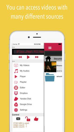 392x696bb4 1 - تطبيق iPlay الأفضل لتحميل مقاطع الفيديو والصوت من على يوتيوب ومشاركة الصوت على وتساب