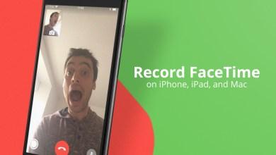 صورة اعرف كيفية تسجيل مكالمات فيس تايم لأجهزة آيفون وآيباد وماك بكل سهولة