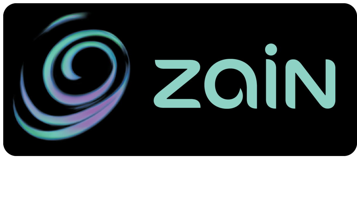 "Zain Horizontal Logo - أسعار باقات الانترنت وافضل عروض النت لدى شركات ""زين، موبايلي، stc"" -متجدد-"