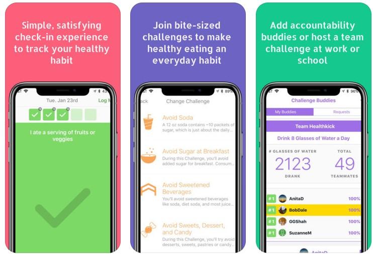 7 3 - أفضل تطبيقات الأكل الصحي لمستخدمي أندرويد وآيفون 2018