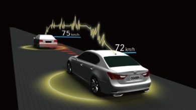 1 1 2 750x430 - أعلنت تويوتا ولكزس عن تقنية للتواصل بين سياراتهما بعضهما البعض في 2021 القادم