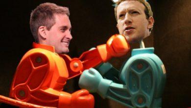 """000 1 - في مقابلة تلفزيونية سخر """"إيفان سبيغل"""" الرئيس التنفيذي لشركة سناب شات من فيسبوك"""