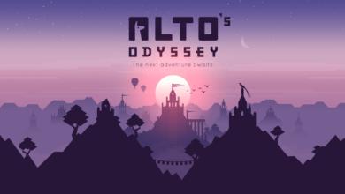 Altos Odyssey - إعلان الحجز المسبق للعبة Alto's Odyssey على نظام أندرويد وإطلاقها خلال أيام