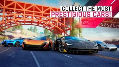 صورة إطلاق اللعبة الشيقة لسباق السيارات Asphalt 9: Legends على منصتي الأندرويد وiOS