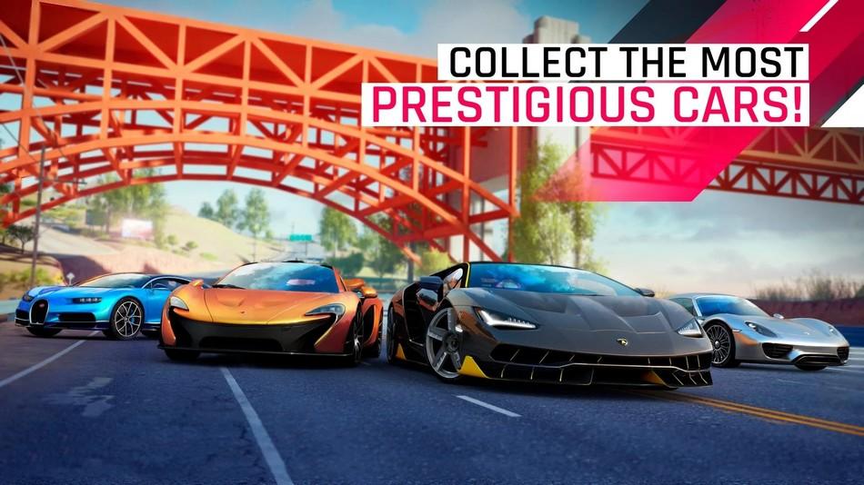 Asphalt 9 Legends for Android 1 - إطلاق اللعبة الشيقة لسباق السيارات Asphalt 9: Legends على منصتي الأندرويد وiOS
