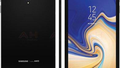 Galaxy Tab S4 - فيديو جديد مسرب يكشف تصميم ومواصفات الجهاز اللوحي Galaxy Tab S4