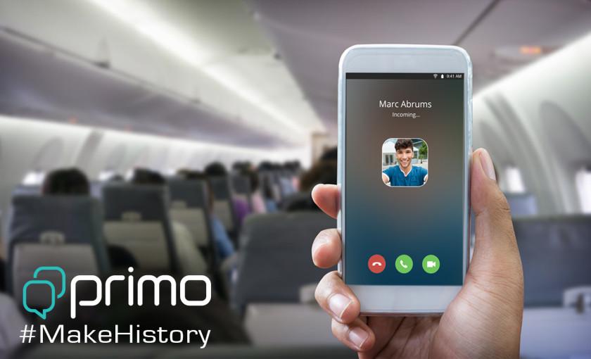 Primo logo - مجموعة من أفضل تطبيقات الحصول على رقم أمريكي مجانًا للآيفون والأندرويد