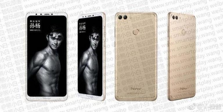 alleged honor note 10 smartplay wang 768x385 - هواوي تستعد لإطلاق جوالها الرائد Honor Note 10 بشاشة ضخمة