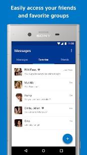 unnamed 1.webp  1 - تطبيق PlayStation Messages لمعرفة من المتصل والتواصل مع أصدقائك من الجوال
