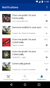unnamed 3.webp  1 - تطبيق PlayStation Communities للتحدث مع آلاف اللاعبين ذوي الميول المشتركة معك
