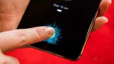 1 - أبل تحصل على براءة اختراع جديدة قد تعيد قارئ البصمة مرة أخرى إلى الأيفون
