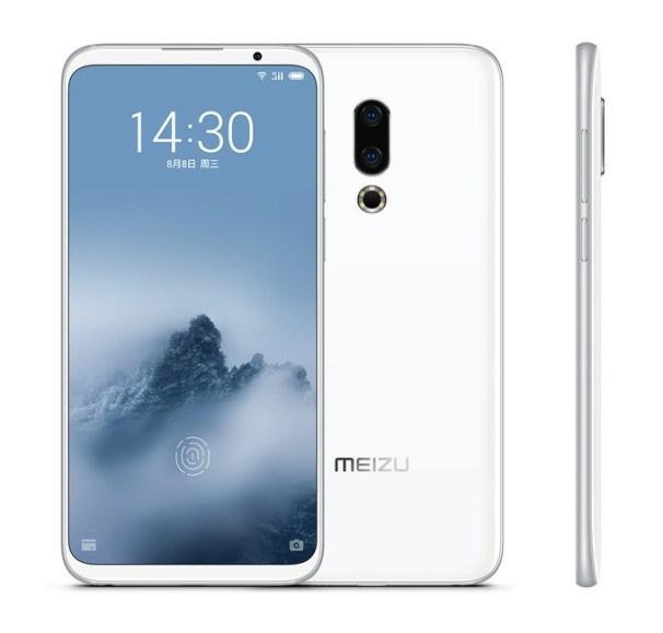 6 2 - الإعلان عن جوالي Meizu 16 وMeizu 16 Plus مع شاشات Super AMOLED ومستشعر بصمة