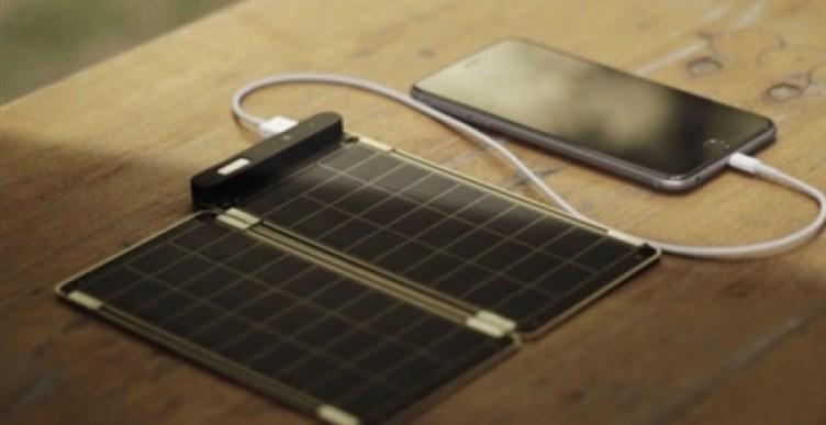 966 - تقارير جديدة تشير إلى شواحن تعمل بالطاقة الشمسية، تُعد الخيار الأفضل لمحبي التجول