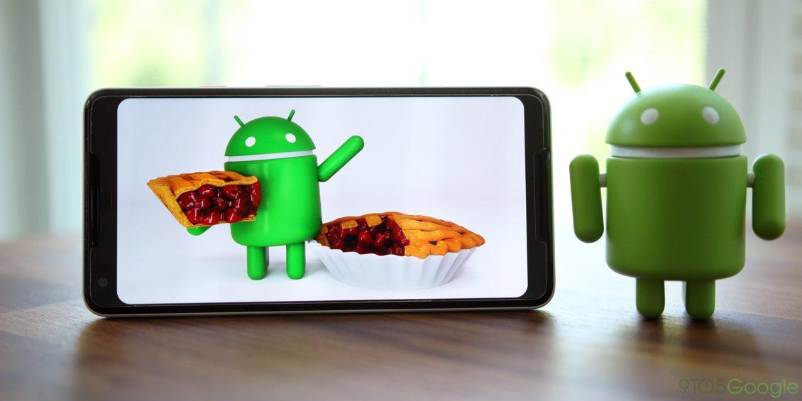 android pie logo - جوجل تستعد لإطلاق نسخة جو من أندرويد باي في الخريف القادم مع العديد من المزايا