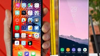صورة Galaxy Note 9 ضد iPhone X | مقارنة تثبت تفوق نوت 9 على آيفون X في 5 أشياء