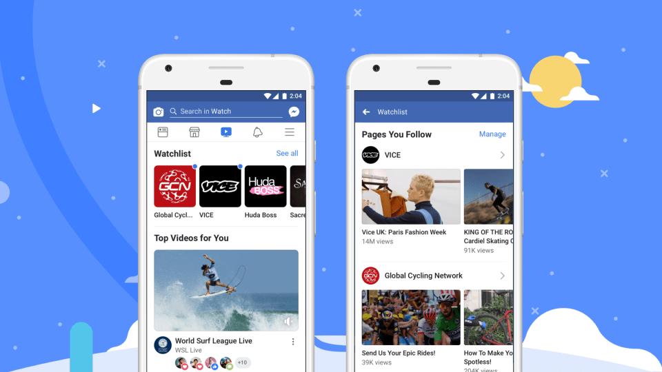 globalenglish  featuredimage - فيسبوك تنافس يوتيوب عبر إطلاق خدمة Facebook Watch على الصعيد العالمي