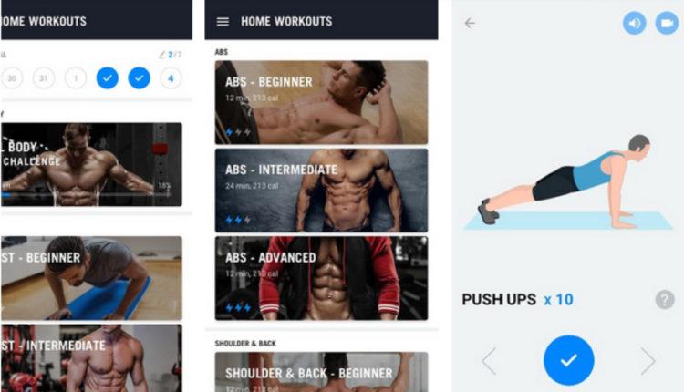 kjjkh 750x430 - تطبيق Home Workout – No Equipment لممارسة الرياضة بالمنزل وبناء العضلات للأندرويد